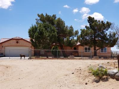 Phelan Single Family Home For Sale: 7651 La Mesa Road