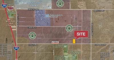 Adelanto Commercial Lots & Land For Sale: Hopland Street