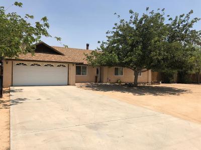 Apple Valley Single Family Home For Sale: 22684 Little Beaver Road
