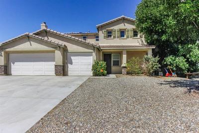 Adelanto Single Family Home For Sale: 15090 Alexandria Street