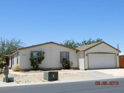 Barstow Single Family Home For Sale: 34624 Camino Real