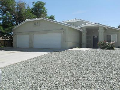 Victorville Single Family Home For Sale: 14270 Woodland Drive