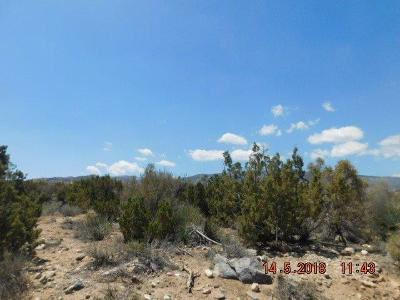 Pinon Hills Residential Lots & Land For Sale: Elinsore