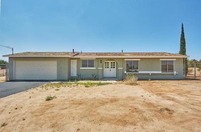 Hesperia Single Family Home For Sale: 18215 Lemon Street