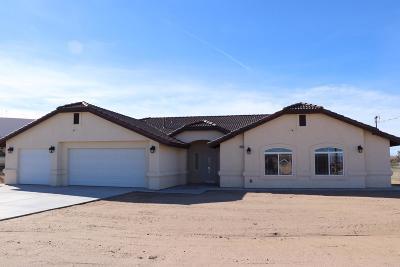 Hesperia Single Family Home For Sale: 11636 Pinon Avenue