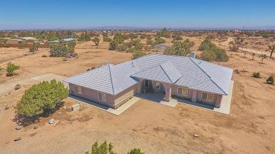 Phelan Single Family Home For Sale: 7468 Acacia Road