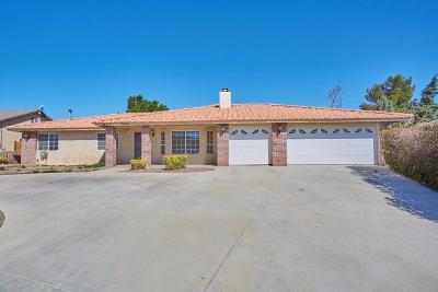 Victorville Single Family Home For Sale: 13026 Bella Vista Way
