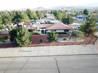 Phelan Single Family Home For Sale: 4357 Sunrise Boulevard