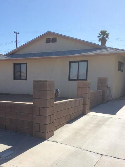 Barstow Single Family Home For Sale: 304 Broadway Avenue