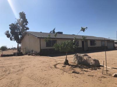Hesperia Single Family Home For Sale: 11458 Balsam Avenue