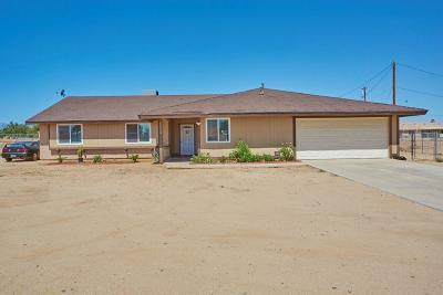 Hesperia Single Family Home For Sale: 11558 Hemlock Avenue