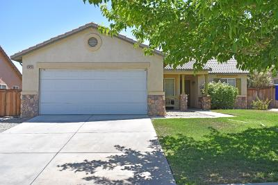Adelanto Single Family Home For Sale: 15425 Fremont Drive