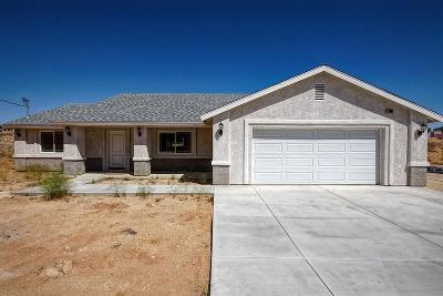 Hesperia Single Family Home For Sale: 10998 Choiceana Avenue