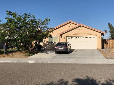 Adelanto Single Family Home For Sale: 14311 Caroline Street