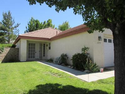 Apple Valley Single Family Home For Sale: 19575 Saint Andrews Way