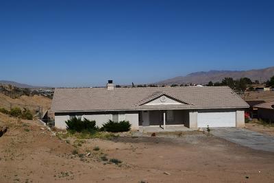 Hesperia Single Family Home For Sale: 11153 E Avenue