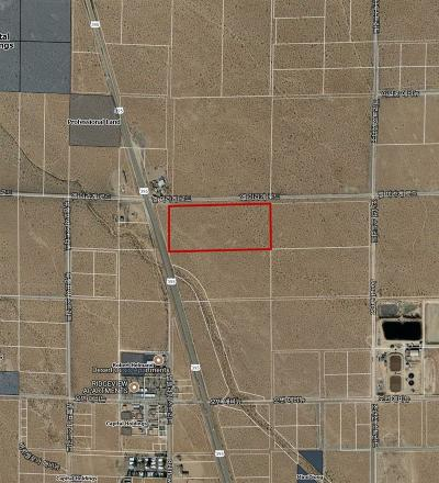 Adelanto Commercial Lots & Land For Sale: Hwy395 Highway
