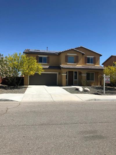 Adelanto Single Family Home For Sale: 11016 Everest Street