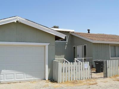 Phelan Single Family Home For Sale: 3932 Nielson Road