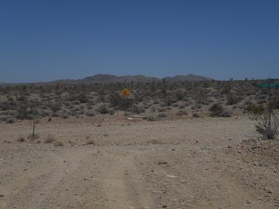 Lucerne Valley Residential Lots & Land For Sale: Dallas (West) Road
