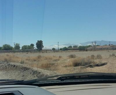 Adelanto Commercial Lots & Land For Sale: 11664 E Chamberlaine Way #33&34