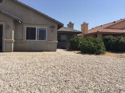 Adelanto Single Family Home For Sale: 10479 Claudia Street