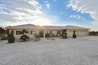 Oak Hills Single Family Home For Sale: 9245 Bellflower Street