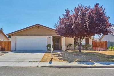 Victorville Single Family Home For Sale: 13002 Spelman Drive
