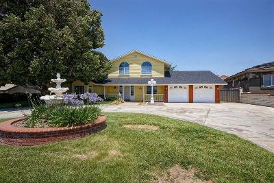 Apple Valley Single Family Home For Sale: 19040 Appaloosa Road