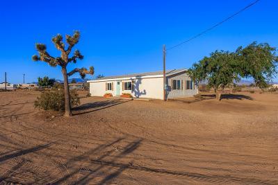 Phelan Single Family Home For Sale: 7835 Goss Road