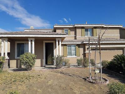 Hesperia Single Family Home For Sale: 9039 Big Bear Drive