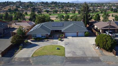 Hesperia Single Family Home For Sale: 18570 Hinton Street