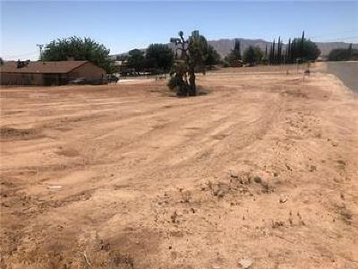 Hesperia Residential Lots & Land For Sale: 9436 Grapefruit Avenue