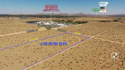 Apple Valley Residential Lots & Land For Sale: Esaws Avenue