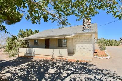 Phelan CA Single Family Home For Sale: $209,900