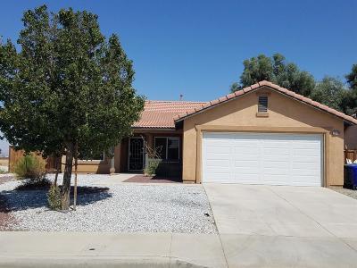 Adelanto Single Family Home For Sale: 15479 Kearny Drive