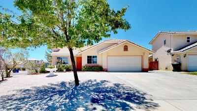 Adelanto Single Family Home For Sale: 11765 Drake Court