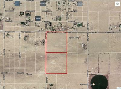 Newberry Springs Residential Lots & Land For Sale: Valley Center Road