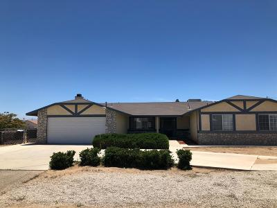 Victorville Single Family Home For Sale: 15209 Maricopa Road