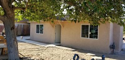 Hesperia Single Family Home For Sale: 16276 Juniper Street