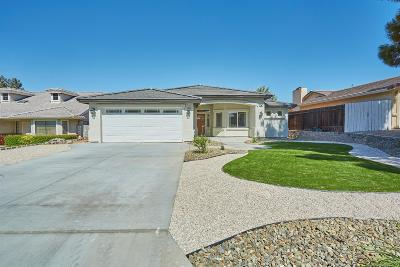 Victorville Single Family Home For Sale: 13050 Caspian Drive