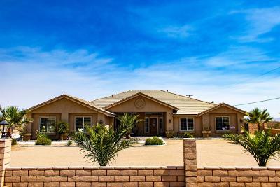 Victorville Single Family Home For Sale: 10748 Sierra Road