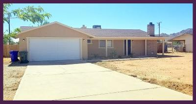Apple Valley Single Family Home For Sale: 15424 Dale Evans Parkway