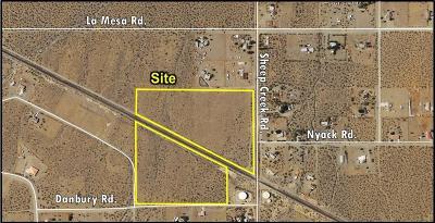 Phelan Residential Lots & Land For Sale: 12792 Sheep Creek Road