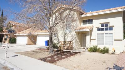 Victorville Single Family Home For Sale: 14607 Golden Trail