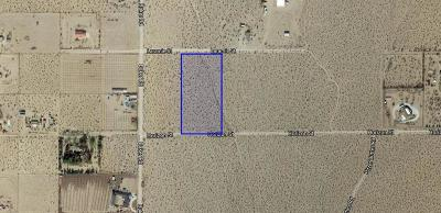 Lucerne Valley Residential Lots & Land For Sale: Laramie Street