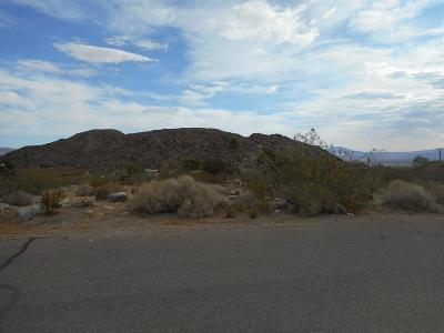 Lucerne Valley Residential Lots & Land For Sale: 32134 Carnelian Road