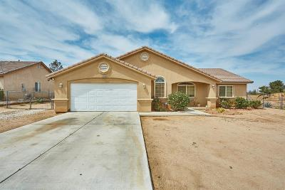 Victorville Single Family Home For Sale: 15980 Tokay Street