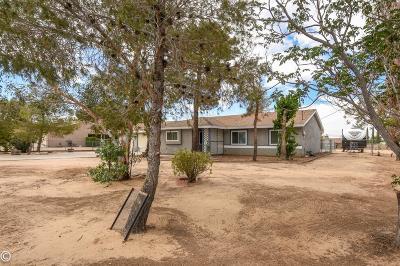 Hesperia Single Family Home For Sale: 15572 Mojave Street