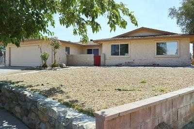 Barstow Single Family Home For Sale: 28979 Morro Street